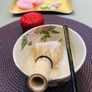 テーブル茶道  Salon de 凛の講座の風景