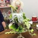 花で!創造力みがきませんか⁉︎の講座の風景