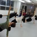 COZY Dance Studioの開催する講座の風景