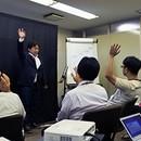 情報発信で結果を出す!信頼構築型ビジネス戦略教室の講座の風景
