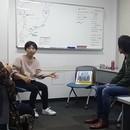 リーダのための歴史教室の講座の風景