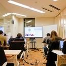 写真とWebデザインの教室【すくーれ】の講座の風景