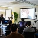 BEATNIKポートレート講座の講座の風景