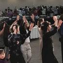 阿波おどり教室の講座の風景