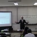 2割得するマネーセミナー【学校で学べないお金の話】の講座の風景