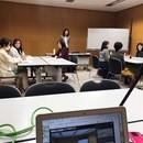 理想の人生を創るコミュニティー「Zipper」 の講座の風景