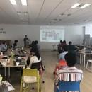 LIFEデザインワークショップの講座の風景