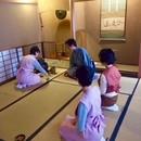 茶道きほんの「き」講座の講座の風景