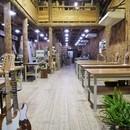 ウッドロード木工教室の開催する講座の風景
