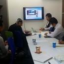 電子書籍×高単価クライアント獲得術 実践セミナーの講座の風景