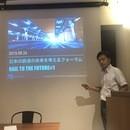 鉄道アナリストによる講演・セミナーの講座の風景