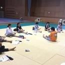 福岡の足つぼリフレクソロジースクールとび梅の講座の風景