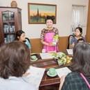 タイ料理教室 スタジオアロイの講座の風景