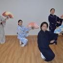 勝見嘉之日本舞踊教室の講座の風景