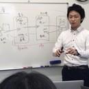 システムエンジニア向け勉強会の講座の風景