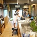 てとてと料理教室の講座の風景