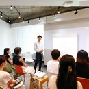 現役のお医者さんが教える腸と健康セミナーの講座の風景