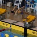 京都で水泳の個別指導レッスン【尾崎優作】の講座の風景