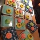 アットホームな和菓子作り体験!初心者歓迎!の講座の風景