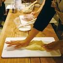 しみずパン教室の講座の風景