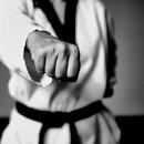 武道・護身術トレーニングの講座の風景