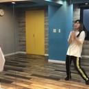 K-POPダンスの講座の風景