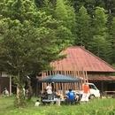 夢の里山 BambooBaseの開催する講座の風景
