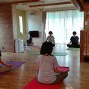 ヨガ教室(ヨガスタジオ)|studio ayaの講座の風景
