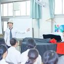 「聴く&話す」のプロから学ぶ 会話塾 の講座の風景