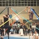 エアリアル・体幹系フィットネス「スタジオWeBA(ウィーバ)」の開催する講座の風景