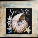 Pastels Delightチョークアートの講座の風景
