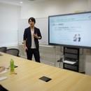 つなぐIP株式会社の開催する講座の風景