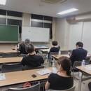 発明教室の講座の風景