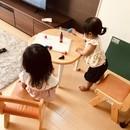 おうちで子ども服を作るための教室の講座の風景