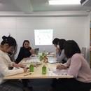 ワラルー★女性の学びスクールin北九州の開催する講座の風景