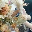 お洒落で、映えて、珍しいを叶える花のDIY教室の講座の風景