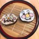 大阪巻子のデコ巻き寿司教室(Colore)の講座の風景