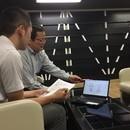 チーム作り・仕組み作り・営業の極意を教える教室の講座の風景