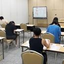 心も弾む(*´▽`*) 美文字教室を開催してます!の講座の風景