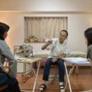 【お灸で妊活!!】不妊治療のセルフケアセミナーの講座の風景