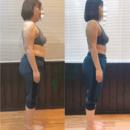 お腹痩せ専門パーソナルトレーニングスタジオの講座の風景