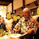葛で食養生 初心者むけに本葛で腸活の食べ方を学ぶの講座の風景