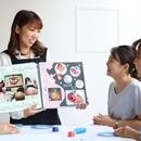 子育てママのための写真整理教室♡の講座の風景