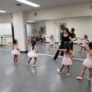 武藤千里バレエカンパニーの講座の風景
