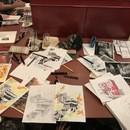 Let's Draw Tokyoの講座の風景