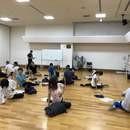 福岡天神ランニングスクールAXIIZの講座の風景
