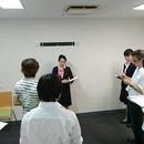 元ANA CA講師が指導する研修会社 FINEST株式会社の開催する講座の風景