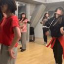 『踊ってみた』をサポートします❣️の講座の風景