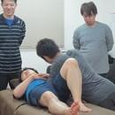 筋膜アプローチセミナーの開催する講座の風景