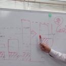 小さなキッカケを『富』に繋げる正統派のビジネス教室の講座の風景